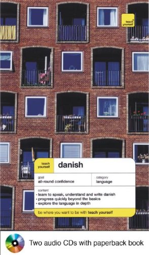 Teach Yourself Danish Complete Course  4th 2005 9780071451031 Front Cover