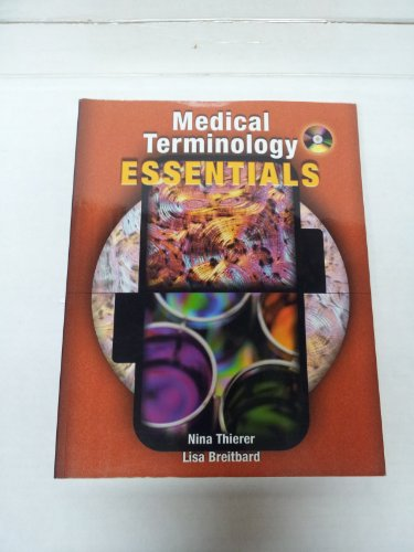 MEDICAL TERMINOLOGY ESSEN.-W/3 1st edition cover