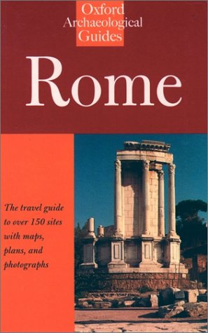 Rome An Oxford Archaeological Guide  1998 9780192880031 Front Cover