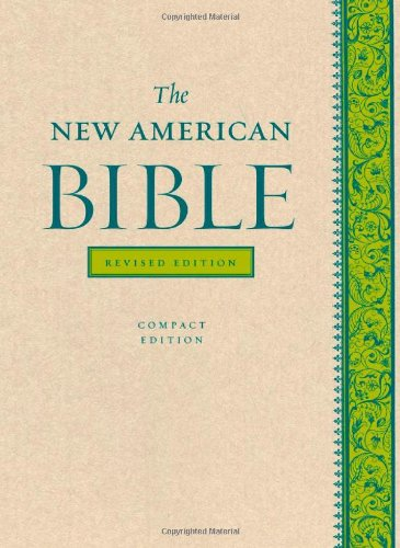 New American Bible   2011 (Revised) edition cover
