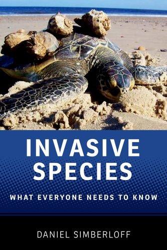 Invasive Species   2013 edition cover