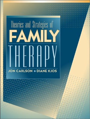 Theories and Strategies of Family Therapy  1st 2002 edition cover