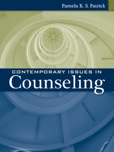 Contemporary Issues in Counseling   2007 edition cover