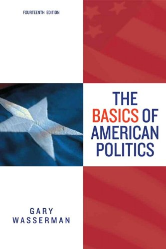 Basics of American Politics  14th 2011 edition cover