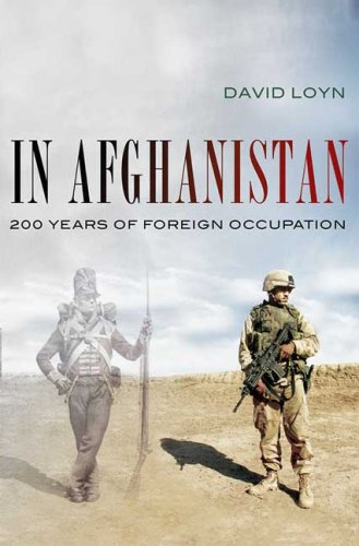 In Afghanistan Two Hundred Years of British, Russian and American Occupation  2009 edition cover