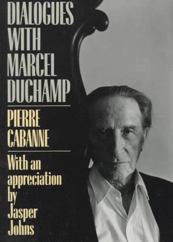 Dialogues with Marcel Duchamp  Reprint  edition cover