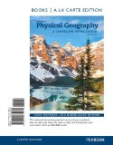 McKnight's Physical Geography A Landscape Appreciation, Books a la Carte Plus MasteringGeography with EText -- Access Card Package 11th 2014 edition cover