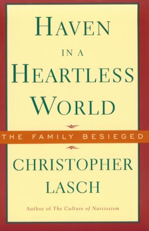 Haven in a Heartless World The Family Besieged  1995 edition cover