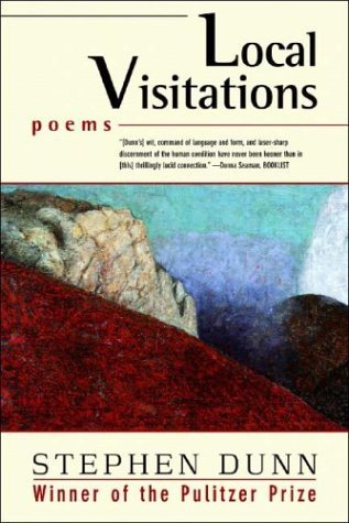 Local Visitations Poems  2004 9780393326031 Front Cover