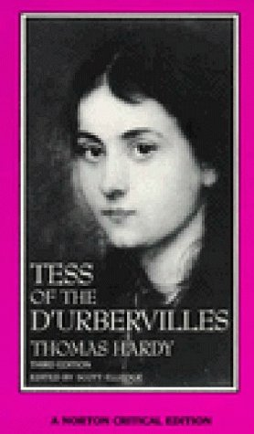 Tess of the D'Urbervilles  3rd 1991 edition cover