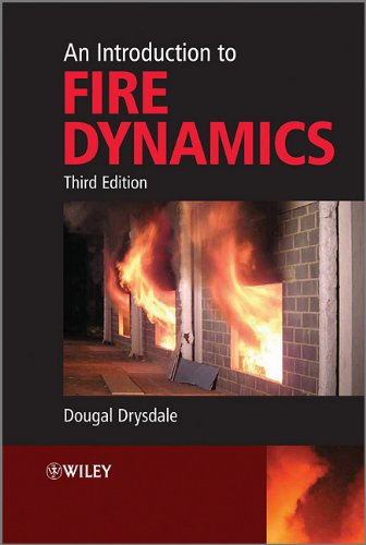 Introduction to Fire Dynamics  3rd 2011 edition cover
