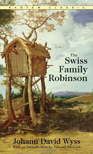 Swiss Family Robinson  N/A edition cover