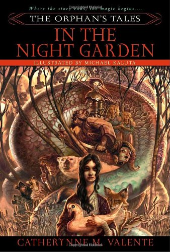Orphan's Tales In the Night Garden  2006 edition cover