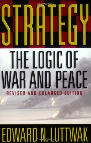 Strategy The Logic of War and Peace 2nd 2001 edition cover