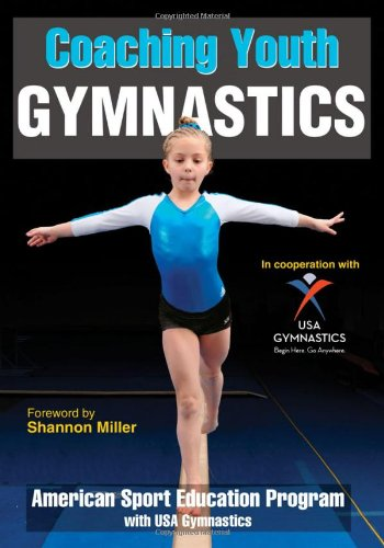 Coaching Youth Gymnastics   2011 edition cover