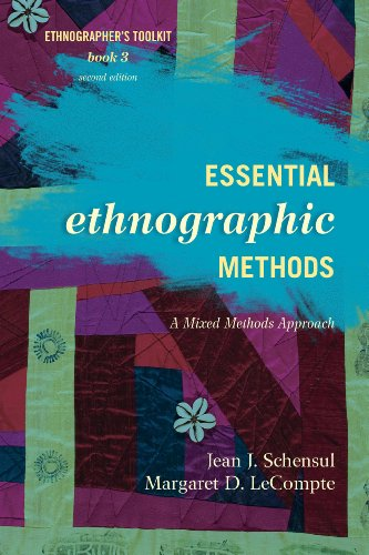 Essential Ethnographic Methods: A Mixed Methods Approach  2012 edition cover