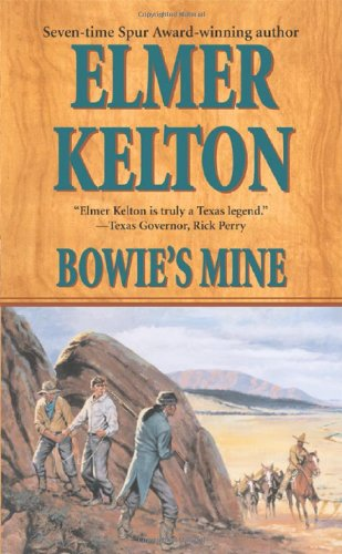 Bowie's Mine   2003 (Revised) edition cover