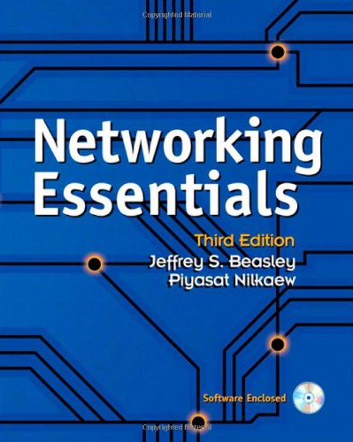 Networking Essentials  3rd 2013 edition cover