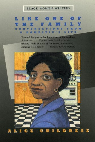 Like One of the Family : Conversations from a Domestic's Life  1986 (Reprint) edition cover