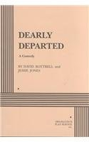 Dearly Departed  N/A edition cover