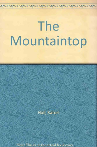 The Mountaintop:   2013 edition cover