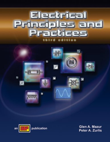 Electrical Principles and Practices:  3rd 2007 edition cover