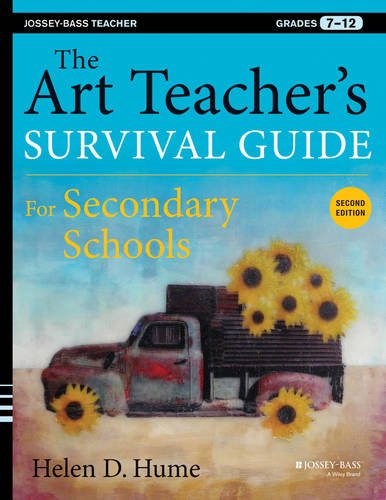 Art Teacher's Survival Guide for Secondary Schools  2nd 2013 edition cover