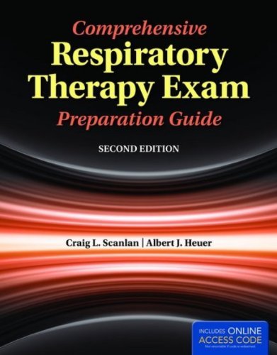 Comprehensive Respiratory Therapy  2nd 2015 edition cover