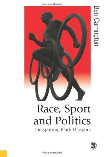 Race, Sport and Politics The Sporting Black Diaspora  2010 edition cover
