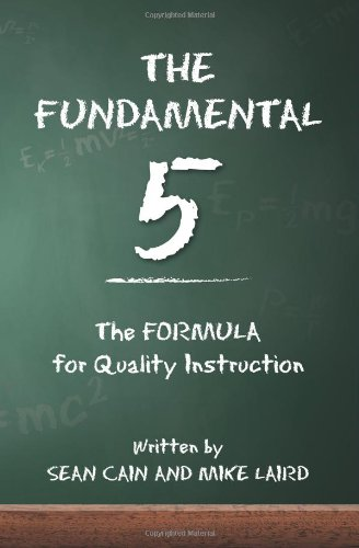 Fundamental 5: the Formula for Quality Instruction  N/A edition cover
