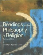 Readings in the Philosophy of Religion: 2nd 2008 edition cover