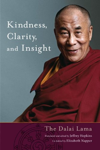 Kindness, Clarity, and Insight   2012 9781559394031 Front Cover