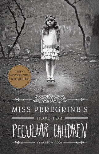 Miss Peregrine's Home for Peculiar Children   2013 9781594746031 Front Cover
