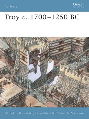 Troy C. 1700-1250 BC   2004 edition cover
