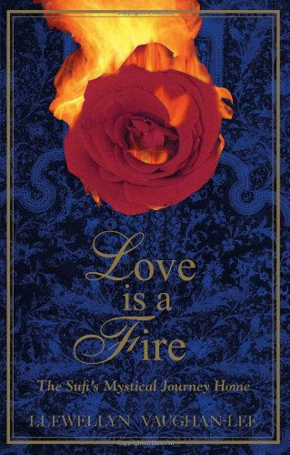 Love Is a Fire The Sufi's Mystical Journey Home  2000 edition cover
