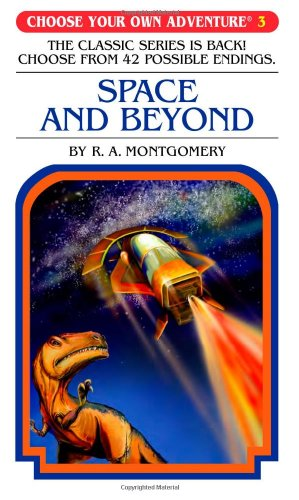 Space and Beyond  2005 edition cover