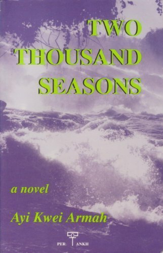 Two Thousand Seasons:  2000 9782911928031 Front Cover