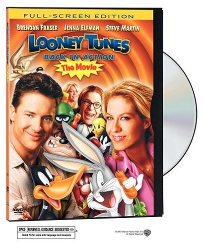Looney Tunes - Back in Action (Full Screen Edition) System.Collections.Generic.List`1[System.String] artwork