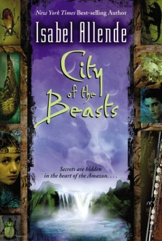 City of the Beasts   2002 (Reprint) edition cover