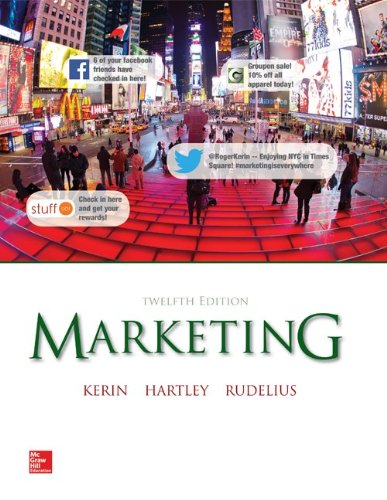 Marketing:  12th 2014 edition cover