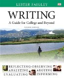 Writing A Guide for College and Beyond Plus MyWritingLab with Pearson EText -- Access Card Package 4th 2016 9780134070032 Front Cover
