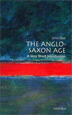Anglo-Saxon Age   2000 edition cover