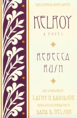 Kelroy A Novel  1992 edition cover