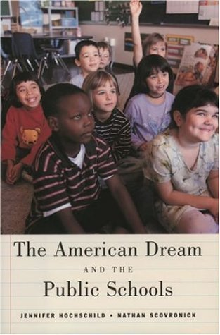 American Dream and the Public Schools   2003 edition cover