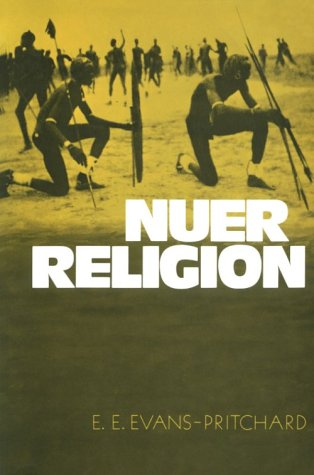 Nuer Religion   1970 edition cover