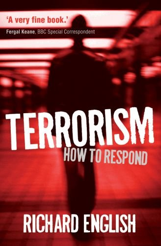 Terrorism How to Respond  2010 edition cover