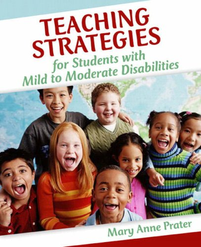 Teaching Strategies for Students with Mild to Moderate Disabilities   2007 edition cover
