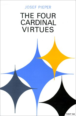 Four Cardinal Virtues Theology N/A edition cover