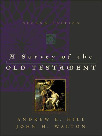 Survey of the Old Testament  2nd 2000 edition cover