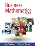 Business Mathematics Plus MyMathLab with Pearson EText -- Access Card Package  13th 2015 edition cover